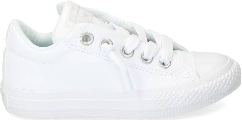Converse Lage all star street slip sneakers white wit