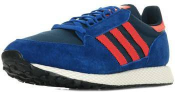 Adidas originals Forest Grove CF I suède sneakers groen
