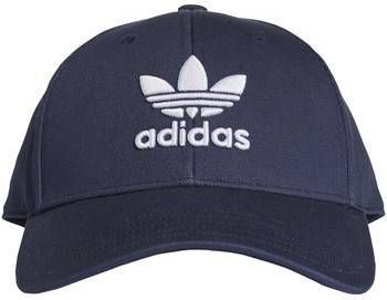 Adidas Originals pet Baseball Classic Trefoil donkerblauw