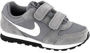 Grijze MD Runner klittenband Nike maat 29.5
