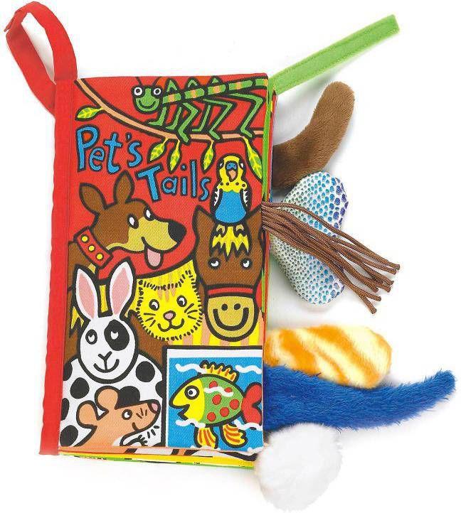 ef85f4b4c61 Jellycat Pet's Tails staartenboek. kinderen ...