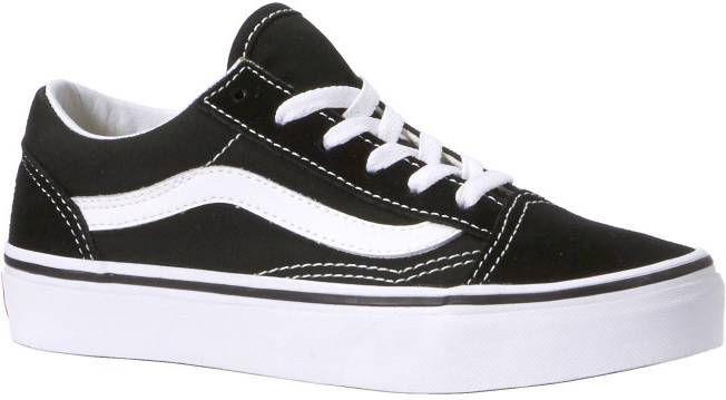 VANS UY Old Skool sneakers groenwit | wehkamp